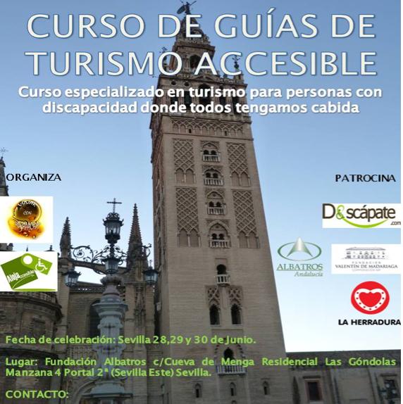 curso turismo accesible sevilla 2013